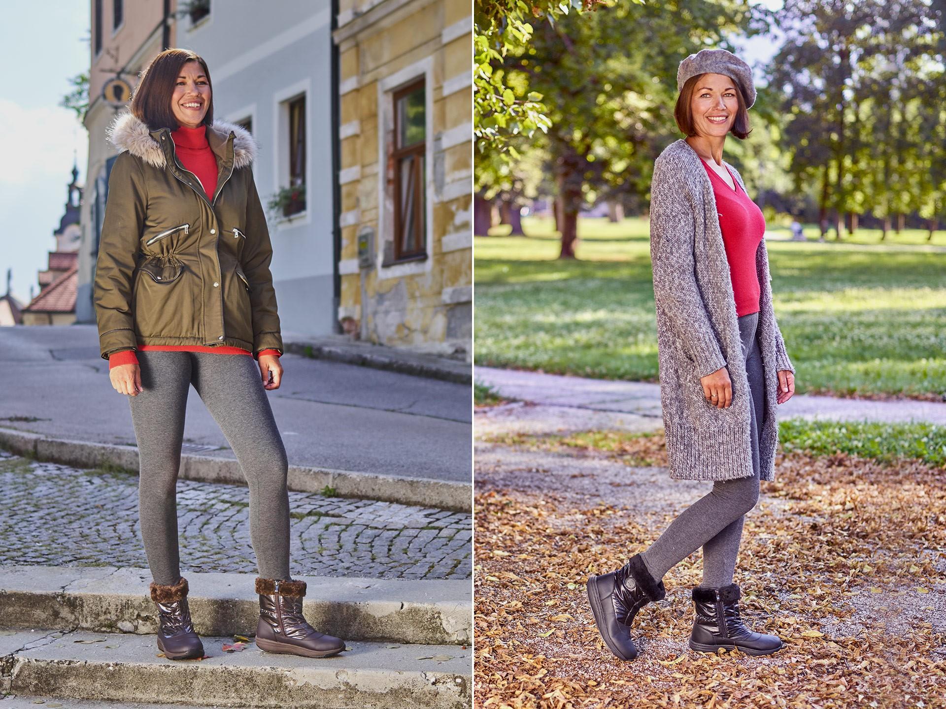 Жіночі зимові чоботи низькі 3.0 Comfort Comfort ed2dfe885431e