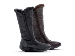 Зимові жіночі чоботи Walkmaxx Comfort високі  Comfort