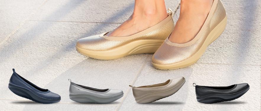 Балетки Elegant Comfort 2.0