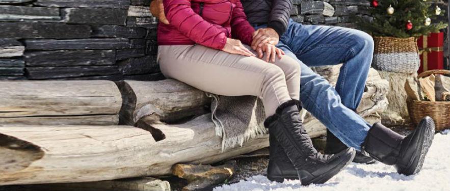 Нова колекція взуття для Вашої комфортної зими!
