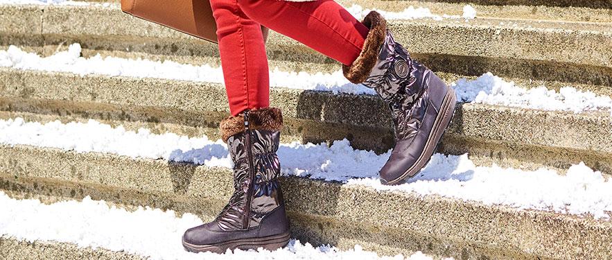 Зимові жіночі чоботи високі 3.0 Comfort