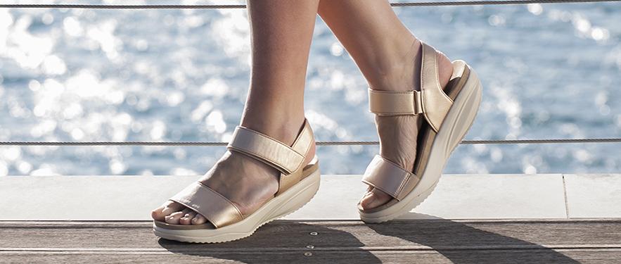 Сандалії Walkmaxx стануть вашим улюбленим взуттям!