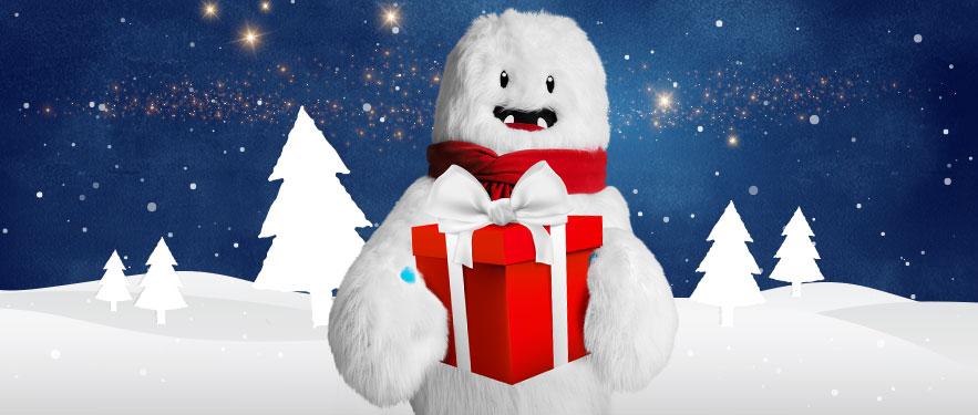 Святкуйте зимові свята разом з нами!