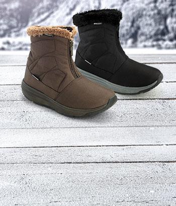 Зимові чоботи низькі жіночі Adaptive