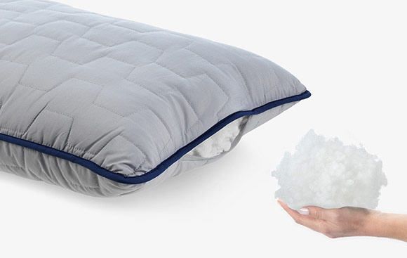 Dormeo AdaptiveGO Pillow and Duvet and A Reusable Bag Set