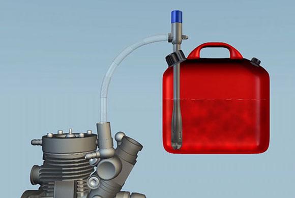 Top Shop Turbo Pump